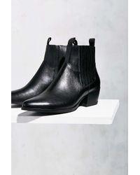 Vagabond - Black Mandy Western Chelsea Boot - Lyst
