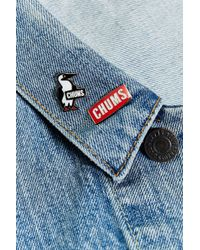Chums - Multicolor Assorted Pins - Lyst