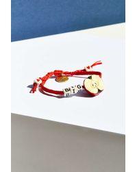 Venessa Arizaga - Red Uo Souvenir X New York Bracelet - Lyst