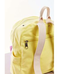 BDG | Yellow Classic Canvas Backpack | Lyst
