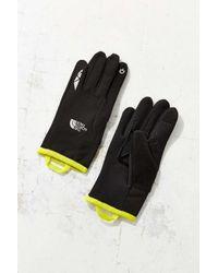 The North Face - Black Runners 2 Etip Tech Glove - Lyst
