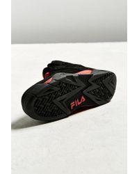 Fila - Black M Squad High Top Sneaker for Men - Lyst