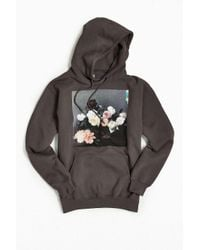 Urban Outfitters | Gray New Order Hoodie Sweatshirt for Men | Lyst
