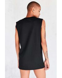 Urban Outfitters - Black Marilyn Manson Muscle Tee - Lyst