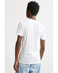 Urban Outfitters - White Troye Sivan Tee for Men - Lyst