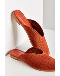 Urban Outfitters | Multicolor Kat Perforated Slide | Lyst