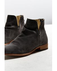 Shoe The Bear - Gray Soho Suede Chelsea Boot for Men - Lyst
