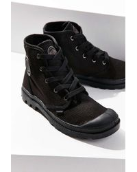 Palladium | Black Pampa Hi Originale Sneaker Boot for Men | Lyst