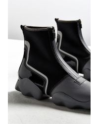 Camper - Black Dub Sneakerboot for Men - Lyst
