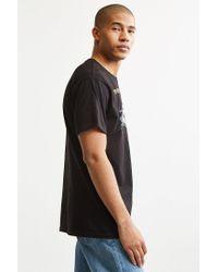 Urban Outfitters - Black You Are Here Tee for Men - Lyst