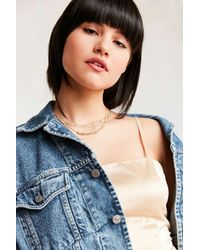 Urban Outfitters   Metallic Robin Layering Necklace Set   Lyst