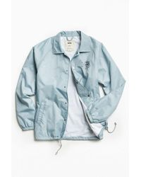 Vans | Metallic Torrey Coach Jacket for Men | Lyst