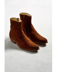 Shoe The Bear - Brown Enzo Suede Boot for Men - Lyst