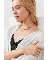 Five And Two - Metallic Leah Choker Necklace - Lyst