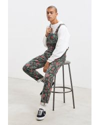 BDG | Multicolor Rose Print Overall for Men | Lyst
