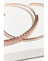 Urban Outfitters - Multicolor Delicate Cuff Bracelet Set - Lyst