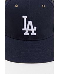 55c57ab9 47 Brand X Carhartt La Dodgers Dad Snapback Hat in Blue for Men - Lyst