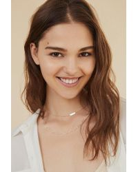 Urban Outfitters - Multicolor Luxe Layering Necklace Set - Lyst