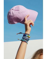 Urban Outfitters - Purple Color Wash Baseball Hat - Lyst
