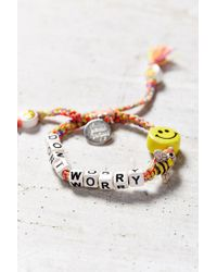 brand Venessa Arizaga - Multicolor Dont Worry Bee Happy Bracelet - Lyst