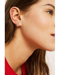 Urban Outfitters - Metallic Star Stud Earrings - Womens All - Lyst