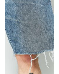 1cd29bd1 Urban Renewal Vintage Customised Levi's Raw Cut Denim Shorts - Mens ...