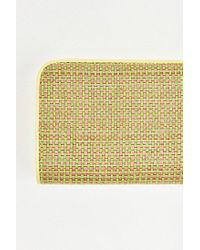 Urban Outfitters - Yellow Bi-fold Envelope Wallet - Lyst
