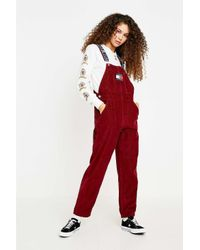 d634af419cf Tommy Hilfiger Crest Collection Corduroy Dungarees - Womens Xs in ...