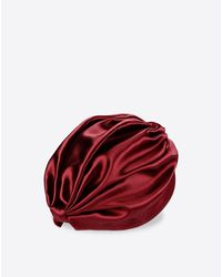 Valentino | Red Turban, One Size | Lyst