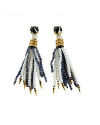 Lizzie Fortunato | Metallic Oasis Earrings | Lyst