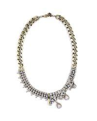 Iosselliani | White Eclipse Memento Necklace | Lyst