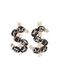 Bijoux De Famille | Multicolor Fashion Dollar Earrings | Lyst