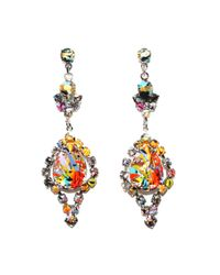 Tom Binns | Multicolor A Riot Of Colour Studs | Lyst