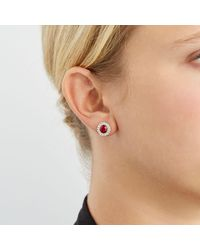 Vera Bradley - Multicolor January Stud Earrings - Lyst