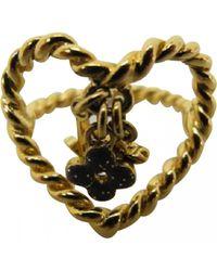 Louis Vuitton | Metallic Ring | Lyst