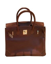 Hermès - Brown Birkin 30 Leather Handbag - Lyst