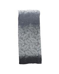 Lanvin - Black Silk Scarves - Lyst