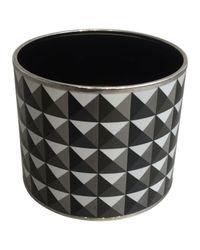 Hermès - Gray Pre-owned Bracelet Email Bracelet - Lyst