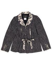 Chanel - Black Jacket - Lyst