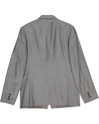 Dries Van Noten - Gray Wool Suit for Men - Lyst