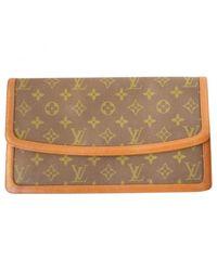 Louis Vuitton - Multicolor Pre-owned Clutch Bag - Lyst