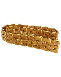 Chanel - Brown Pre-owned Belt - Lyst