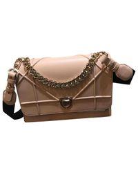 Dior - Pink Ama Leather Crossbody Bag - Lyst