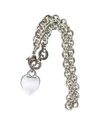 Tiffany & Co - Metallic Return To Tiffany Silver Silver Necklace - Lyst