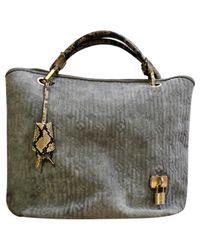 afae47279e71 Lyst - Louis Vuitton Pre-owned Artsy Handbag in Gray