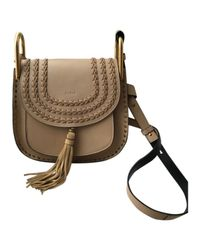 Chloé Pre-owned - Hudson leather crossbody bag vvn48F