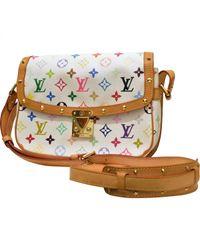 Louis Vuitton - Multicolor Sologne Cloth Crossbody Bag - Lyst