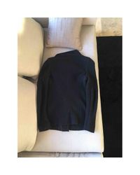 IRO - Black Wool Jacket - Lyst