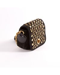 Marc By Marc Jacobs - Black Suede Handbag - Lyst