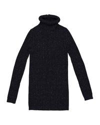 Chanel - Blue Wool Jumper - Lyst